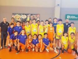 Partits amistosos mini a Valencia
