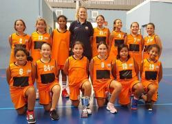 Copa AON Mini Femeni